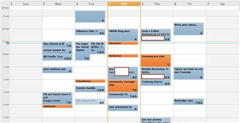 Calendars That Work For You Whw Make Your Calendar Work For You Sysomos