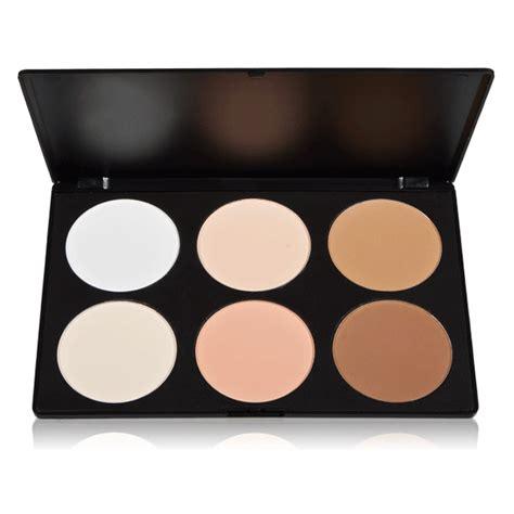 Lt Pro Powder Blush On Palette pro 6 color makeup blush pressed blusher powder palette contour concealer powder 1