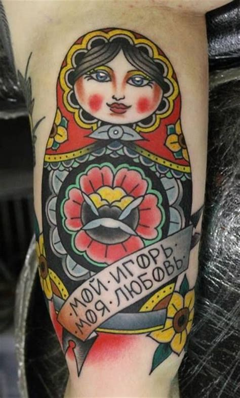 small russian doll tattoo 1000 images about ideas on sibling