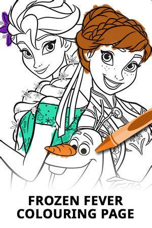 frozen fever coloring pages games frozen holiday card creator disney games singapore