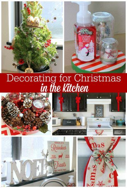 how to get your kitchen ready for christmas period living rudolph nose treats printable gift tags reasons to