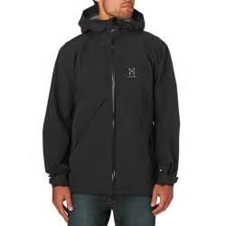 Jackets For Haglofs Ara Jacket True Black Free Uk Delivery On All