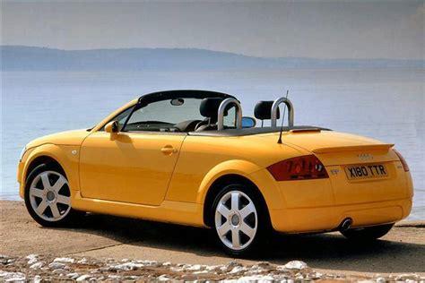 Audi Tt Mk1 Review by Audi Tt Roadster 1999 2007 Used Car Review Car