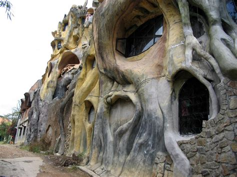 vietnam house design crazy house in vietnam the strangest houses in the world