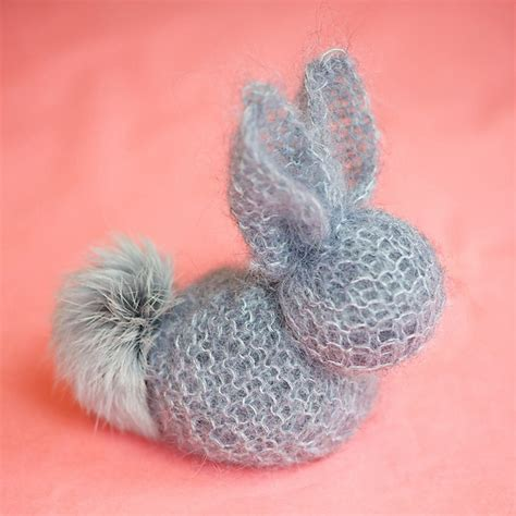 rabbit knitting last minute easter knitting patterns in the loop knitting
