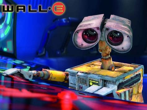 film disney robot robot wall e picture wallcoo net
