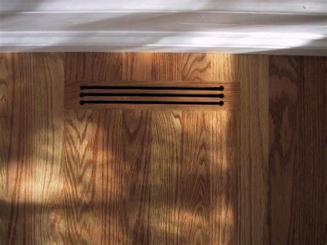 Custom Floor Registers by Highstreet Carpentry Master Bath