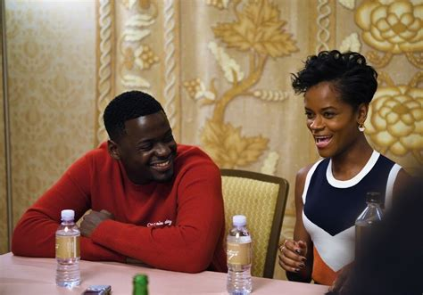 letitia wright family best mates an interview with daniel kaluuya letitia