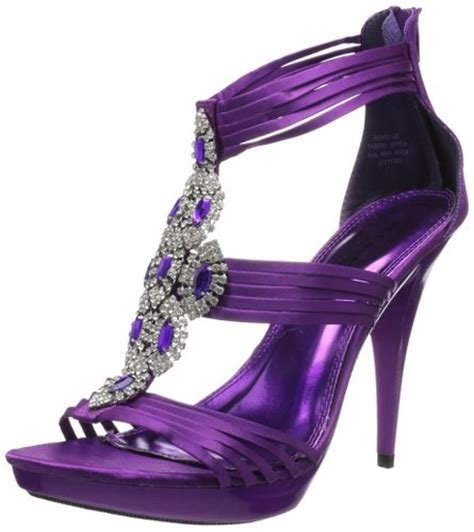 high purple prom shoes 2014 prom styles