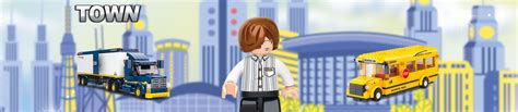 Lego Sluban City Town Store by Get Town Lego Toys Town Building Blocks Town Lego Sets
