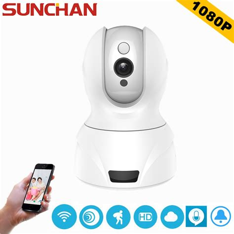 cheaper sunchan hd ip wifi 1080p home security