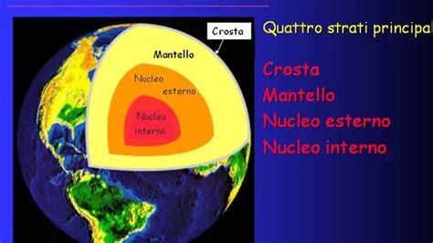 interno terra struttura e dinamica dell interno della terra