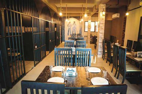 newspaper themed restaurant central jail restaurant in jayanagar lbb bangalore