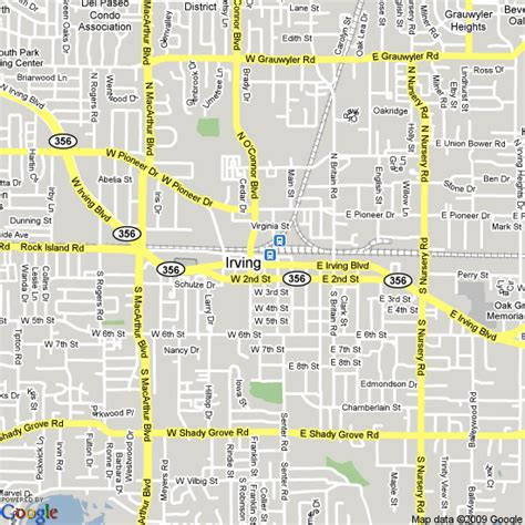 Comfort Inn National City Map Of Irving United States Hotels Accommodation