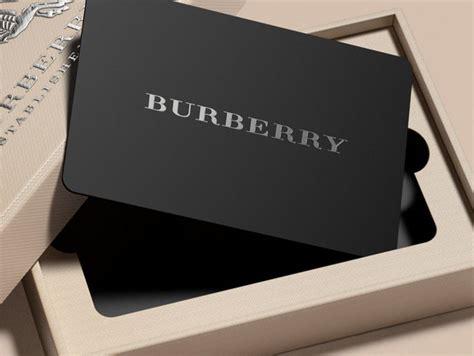 Burberry Gift Card - burberry gift card burberry united states