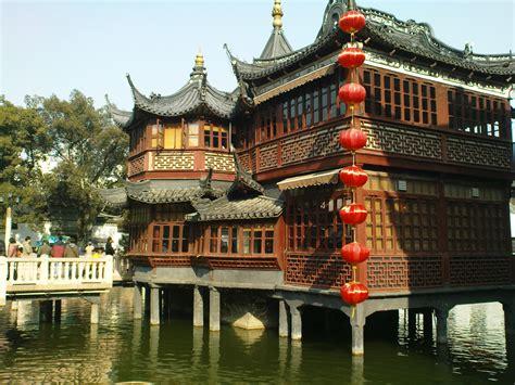 longua org shanghai yu garten 玉园