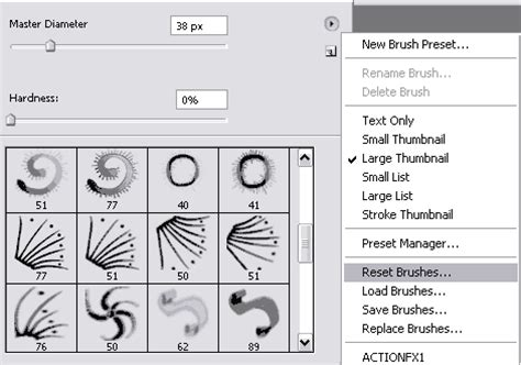how load pattern in photoshop tutorial how to load new brushes in adobe photoshop