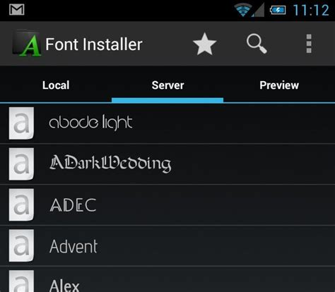 android fonts apk free font installer root 2 0 1 apk android free software version