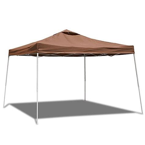 Portable Outdoor Tent Canopy 10 X 10 Outdoor Portable Pop Up Canopy Part Tent Sun