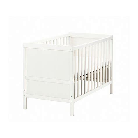 Sundvik Crib by Project Nursery The Crib Dilemma The Sweetest Digs