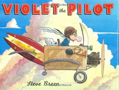 violet the pilot a mighty