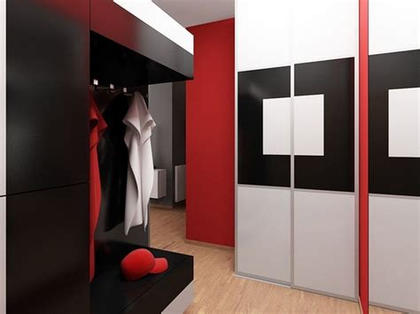 wall drop design in bedroom