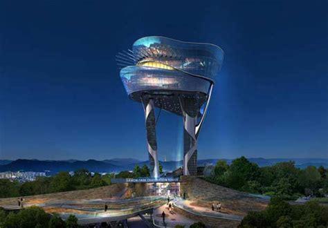 designboom observatories kyungam architects daewon park observatory