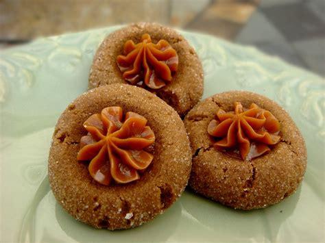 twelve days of christmas cookies dulce de leche ginger cookies no empty chairs
