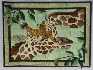 zirafah the giraffe sew excited quilts more