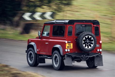 70s land rover land rover celebrates 70th anniversary with 400hp defender