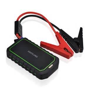 VicTsing Compact Car Jump Starter Portable Power Bank