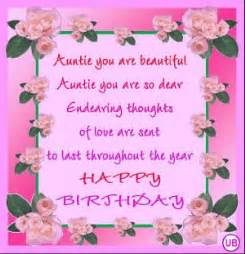Happy birthday aunt quotes happy birthday cards for aunts free