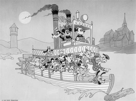 steamboat cartoon drawing steamboats online museum dave thomson wing