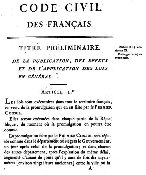 Nouvel article code civil pour marriage of figaro