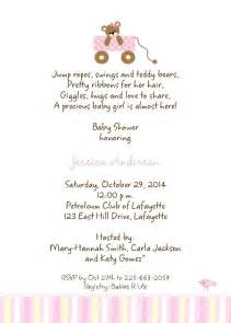 wording for baby shower invitations baby shower decoration ideas