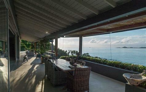 veranda koh phangan 5 bedroom luxury home koh samui thailand views to koh