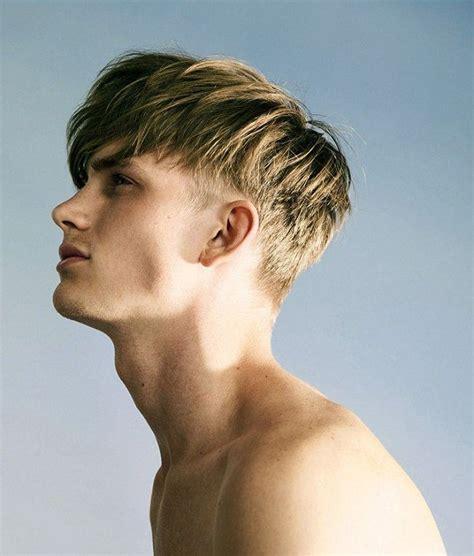 peinados cortos hombres 12 peinados para hombres con pelo corto y largo 2017