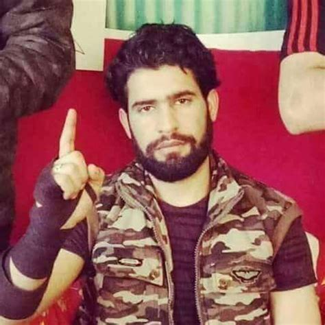biography of zakir musa zakir episode former soldier calls for widening hizb