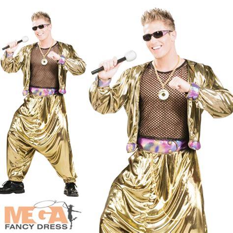 90s fancy dress ebay mc hammer rapper 1980s 90s fancy dress pop celebrity