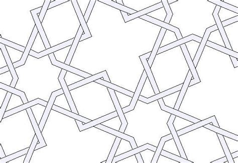 geometric pattern wiki islamic interlace patterns wikipedia the free
