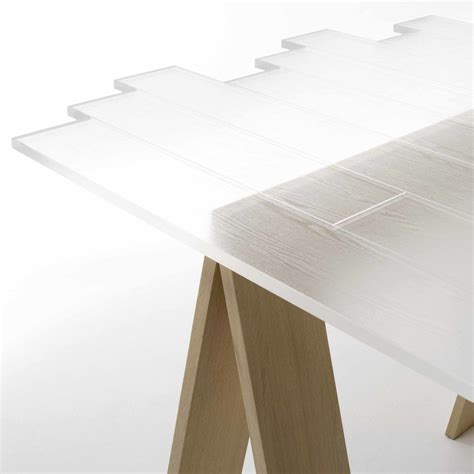 Japanese Table Ls by Lsn News Clear Vision Seeing Furniture In A New Light