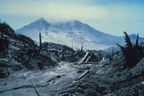 st effect mount helens eruption mount helens