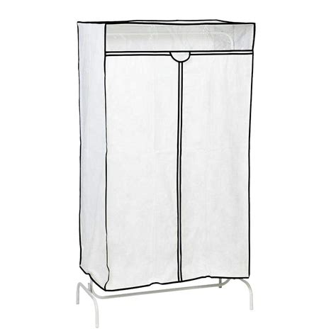 Home Depot Portable Closet closetmaid 64 in deluxe portable closet 1095 the home depot