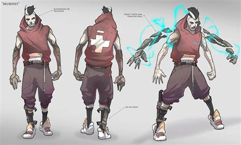character design idea generator character concept murphy by brotherbaston on deviantart