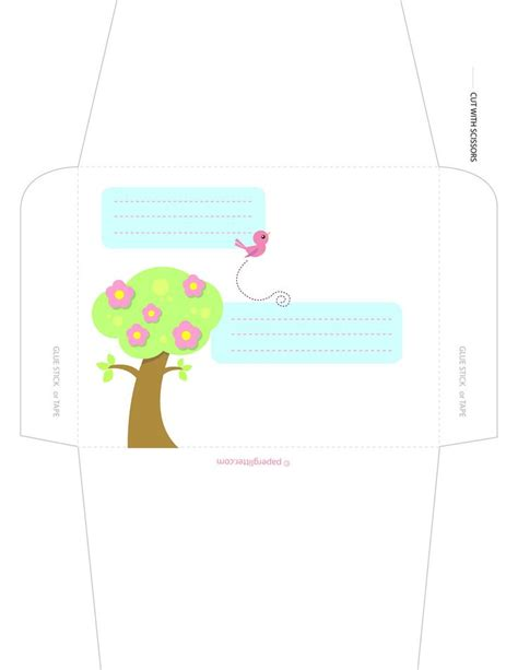 printable paper envelopes 278 best images about printable papers on pinterest