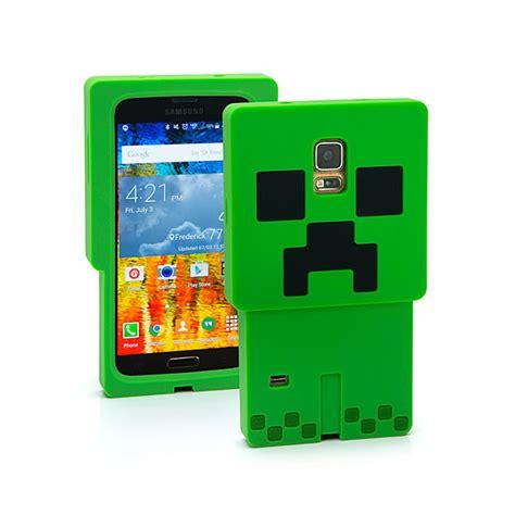 Casing Samsung S8 Minecraft Creeper Custom 1 minecraft creeper character thinkgeek