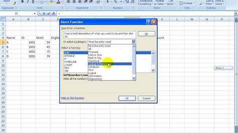 excel bangla tutorial 6 ms excel 2007 bangla tutorial how to write formula