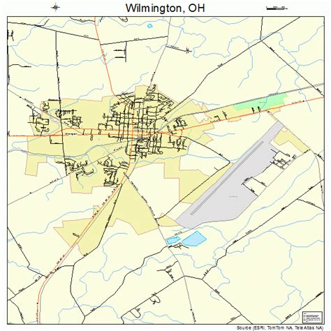 Oh Search Wilmington Ohio Map Images Search