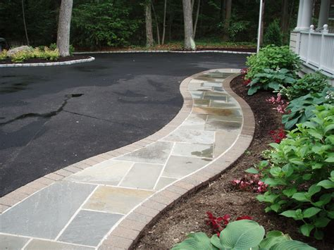walkway landscape design autumn leaf landscape design