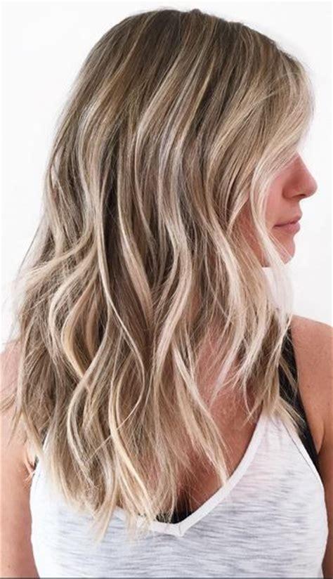 thin slicing foils ανταύγειες σε ξανθά μαλλιά οι ωραιότερες ιδέες από το